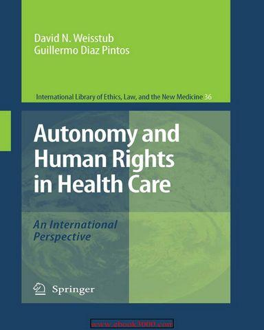 : Autonomy and Human Rights in Health Care