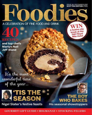: Foodies Magazine December 2017