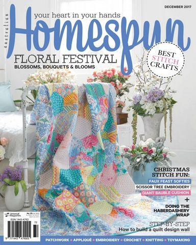 : Australian Homespun 12 2017