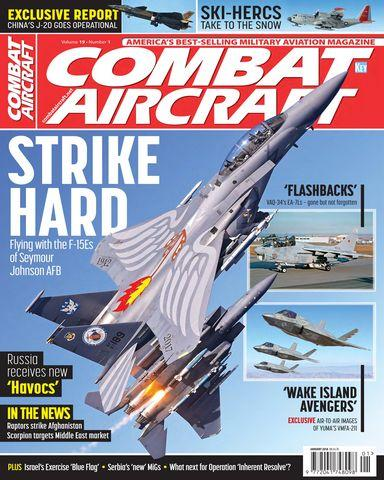 : Combat Aircraft Monthly 01 2018