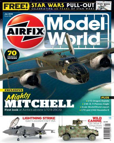 : Airfix Model World 01 2018