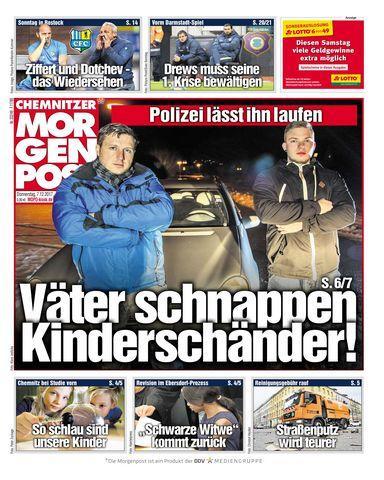 : Chemnitzer Morgenpost 07 Dezember 2017