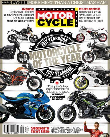 : Australian Motorcycle News 07 12 2017
