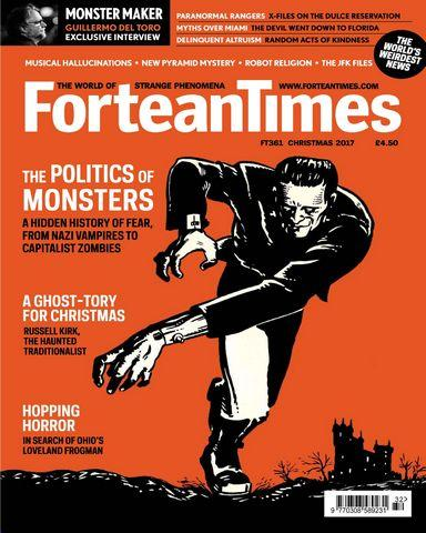 : Fortean Times Christmas 2017