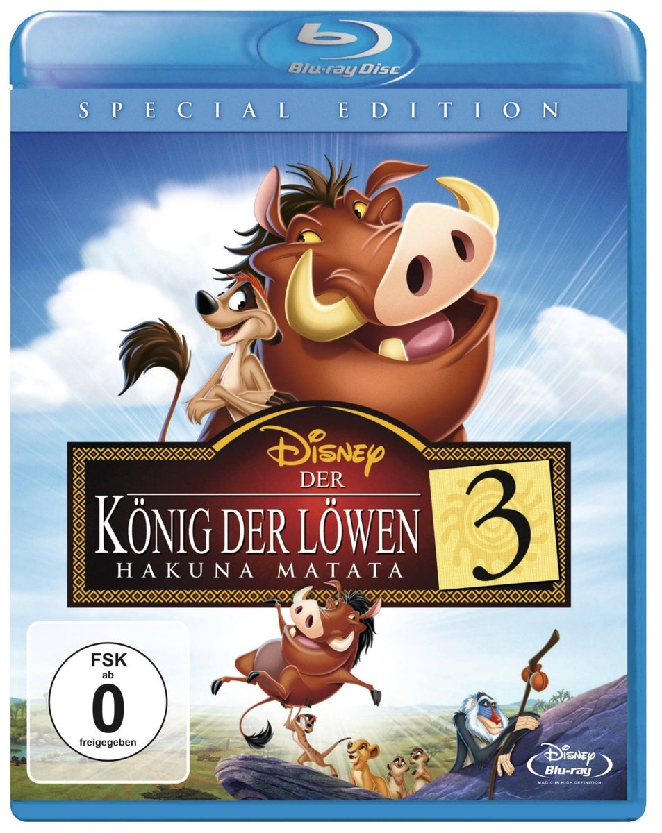 : Walt Disneys Der Koenig der Loewen 3 Hakuna Matata German 2003 DvdriP XviD iNternal-Clitori4