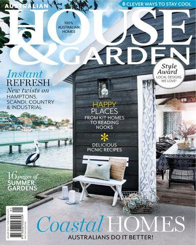 : Australian House und Garden January 2018