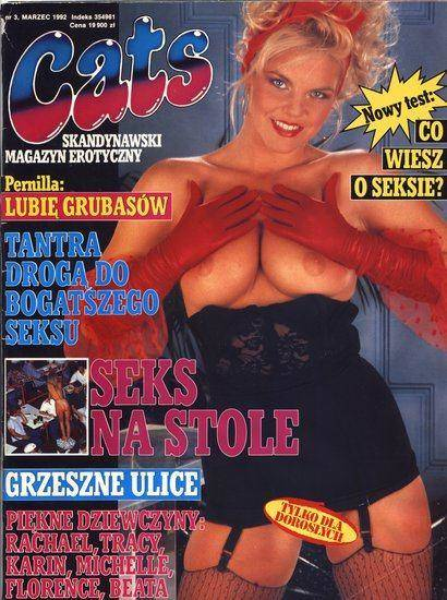 Cats March 1992 Cover