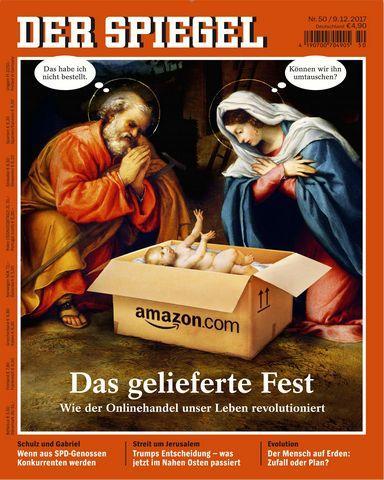 Der Spiegel 10 Dezember 2017