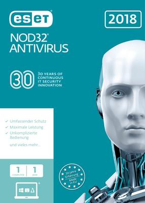 Eset NOD32 Antivirus 2018 v11.0.149.0