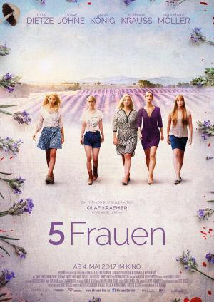 5 Frauen German 2016 Pal Dvdr-HiGhliGht