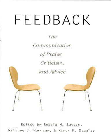 a brief discussion of praise and criticism that is a powerful tool of communication Today's guide is on how to give constructive criticism to they are too brief  will go a long way in any communication, not just in giving criticism.