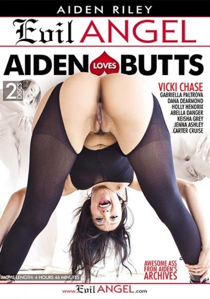 Aiden Loves Butts 1080p Cover