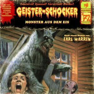 Geister Schocker Folge 72 Monster aus dem Eis