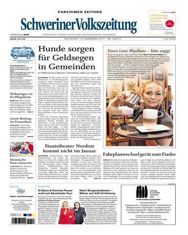 Parchimer Volkszeitung