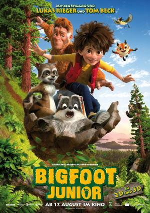 Bigfoot Junior German 2017 Ac3 Bdrip x264-Checkmate