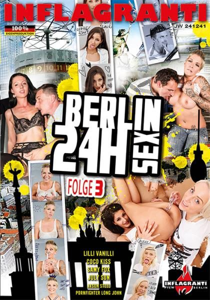 Berlin 24h Sex 3 Cover