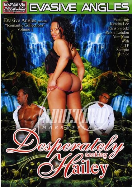 Desperately Seeking Hailey Cover