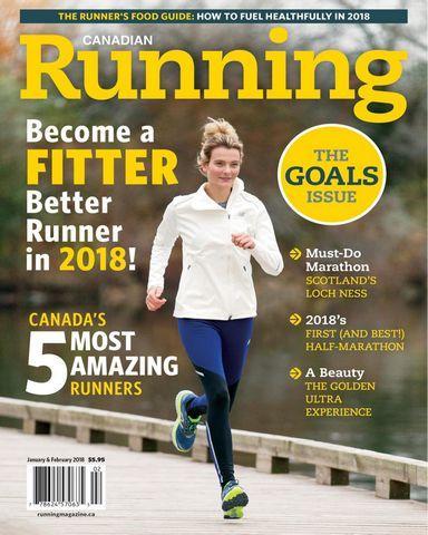 Canadian Running 01 02 2018
