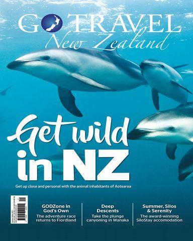 Go Travel New Zealand Summer 2017
