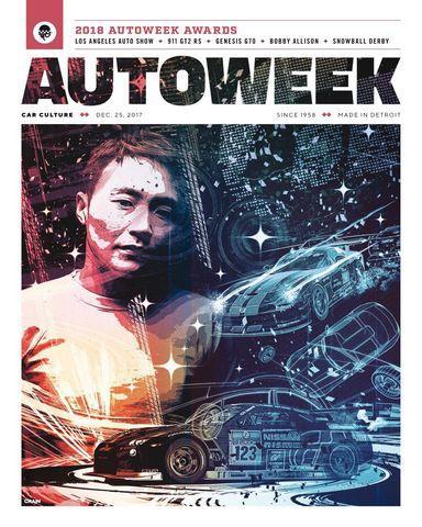 Autoweek Usa 25 12 2017