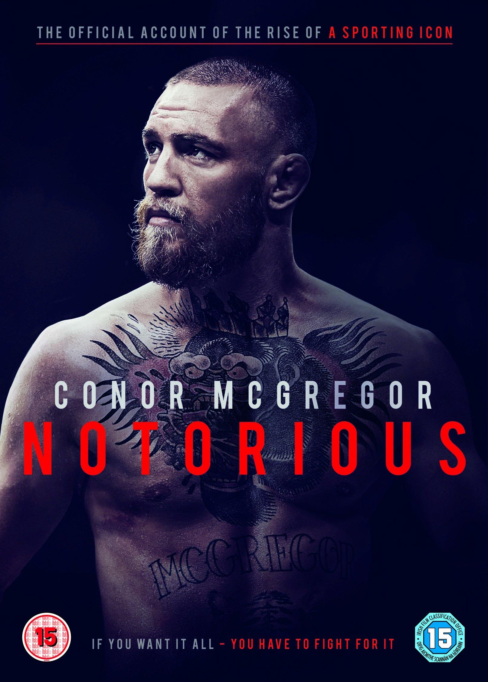 download Conor Mcgregor Notorious