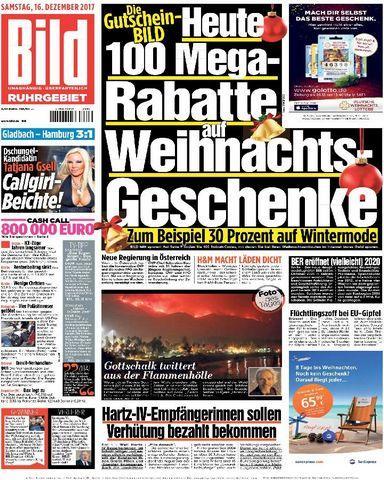 Bild.Zeitung.Ruhr.Ost.16.Dezember.2017
