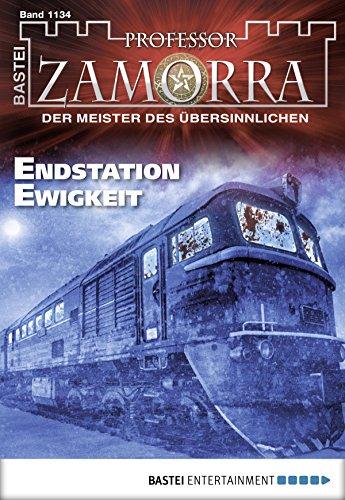 Professor Zamorra 1134 - Endstation Ewigkeit - Borner, Simon