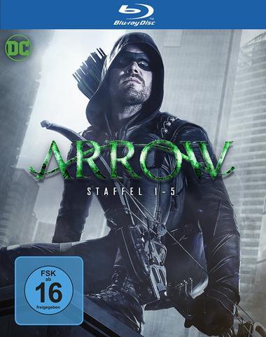 download Arrow S01 - S05
