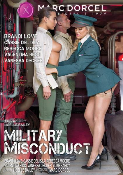 Military Misconduct / Sevices Militaires (2017/WEBRip/FullHD)
