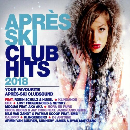 VA-Apres Ski Club Hits 2018 (3CD)(2017)