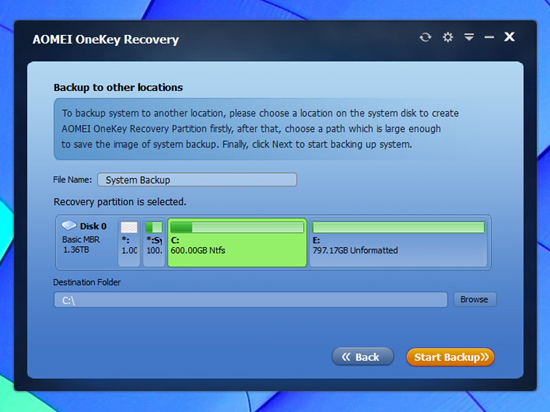 download AOMEI.OneKey.Recovery.Professional.Edition.v1.6.1