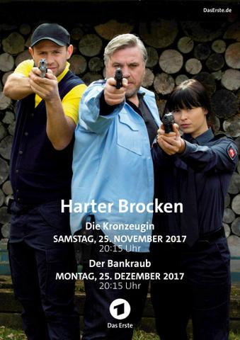 download Harter Brocken: Der Bankraub (2017)