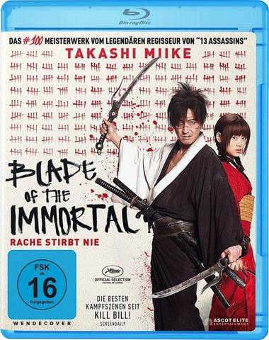 download Blade of the Immortal (2017)