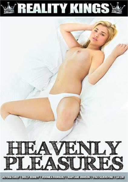 Heavenly Pleasures Cover