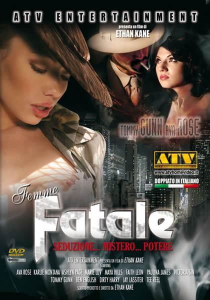 ATV Entertainment Femme Fatale Cover