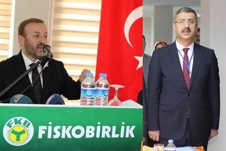 ÖZTÜRK'TEN FKB YÖNETİMİNE DESTEK