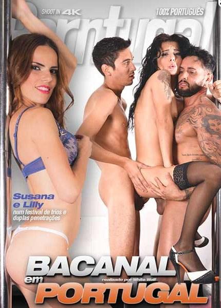 Bacanal Em Portugal Cover