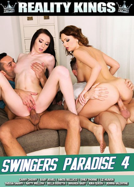 Swingers Paradise 4 Cover