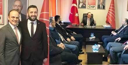 SP'NİN CHP AŞKI !