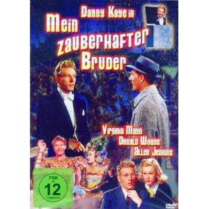 Zauberbruderqkqr in Mein zauberhafter Bruder (Der Wundermann) 1945 DVDRip German Xvid