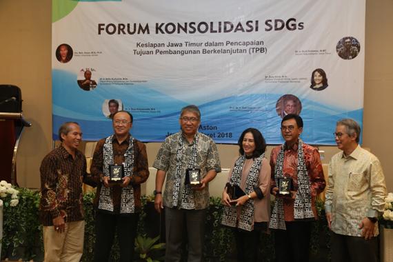 Pemprov Jatim Siap Songsong TPB/SDGs