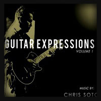 Chris Soto - Guitar Expressions, Vol. 1 (2018)