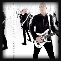 Joe Satriani - What Happens Next 2018