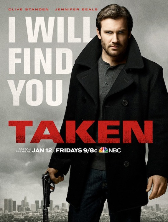 Taken 1 Staffel