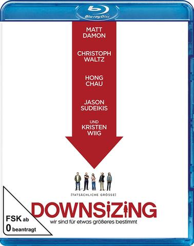 download Downsizing (2017)