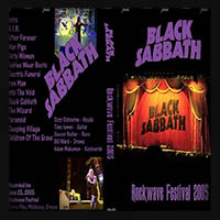Black Sabbath - Rockwave Festival 2005