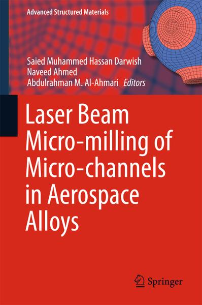 : Laser Beam Micro milling of Micro channels in Aerospace Alloys