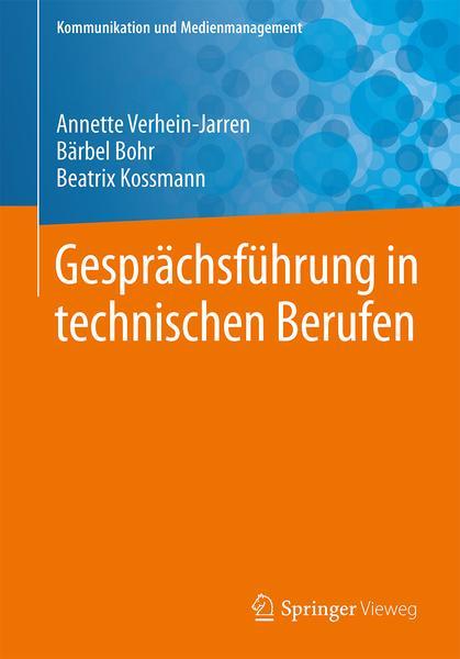: Gespraechsfuehrung in technischen Berufen