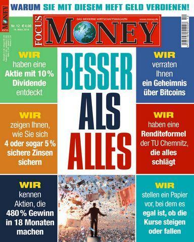 : Focus Money 14 Maerz 2018