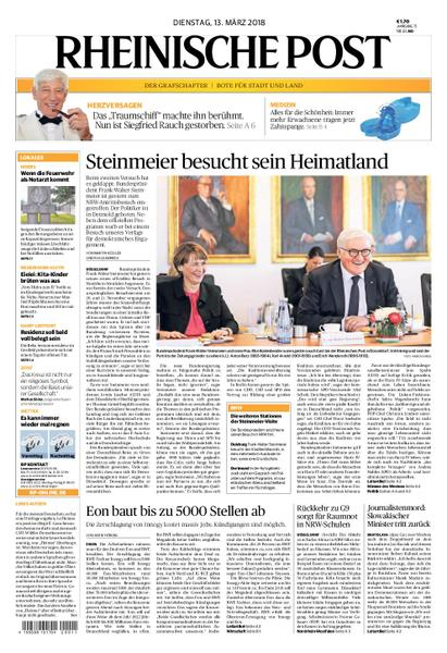: Rheinische Post Moers 13 Maerz 2018